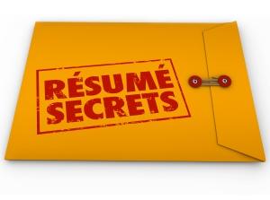 Resume Secrets