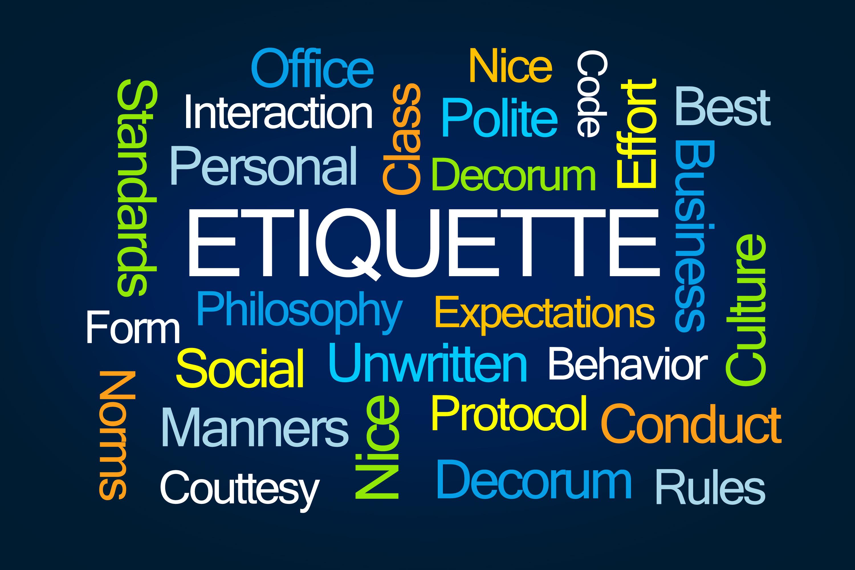 is poor etiquette killing your job chances the elite hotelier